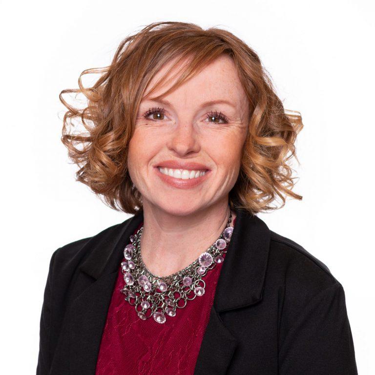 Laura Fravor Designated Title Headshot