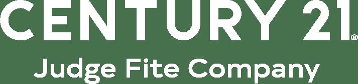 CENTURY 21 Judge Fite Company Logo White