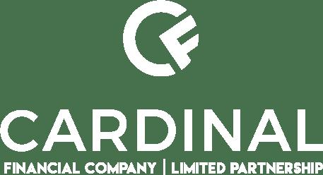 Cardinal Financial Logo White